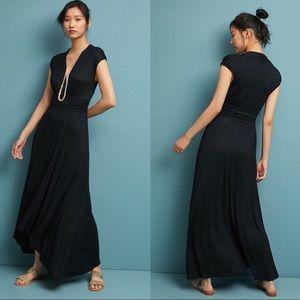 Anthropologie Maeve Bristol Maxi Dress M NEW
